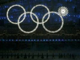 Sochi Olympics 2014: Olympics Ring Fails to Deploy in Opening Ceremony