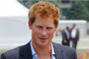 gloucestershire's prince harry best-looking red head male according to poll